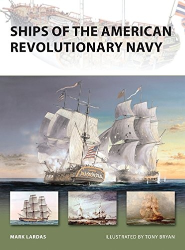 Ships of the American Revolutionary Navy Cover Image