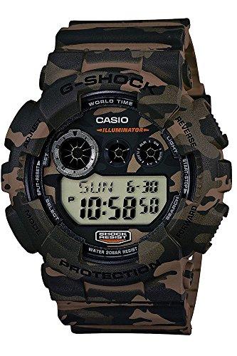Casio - G-Shock - GD-120CM-5ER - Digital Cuarzo Hombre
