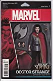 Doctor Strange No. 1 December 2015 (Action Figure Variant Cover)