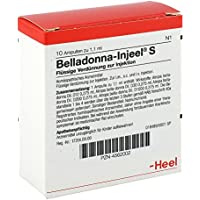 Belladonna Injeel S Ampullen 10 stk preisvergleich bei billige-tabletten.eu