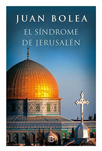 El síndrome de Jerusalén (Serie Martina de Santo 7) (LA TRAMA)