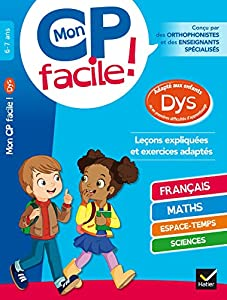 """Afficher """"Mon CP facile ! 6-7 ans"""""""