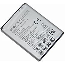 LG BT-BL59UH - Batería de Li-ion 3.8V, 2440 mAh para LG G2 Mini D620 D620R LG F70 LG D315, color plata