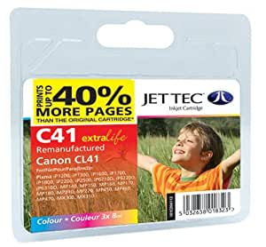 1 Cartouche d'encre pour Imprimante Canon Pixma iP 1300 - Multi-Color