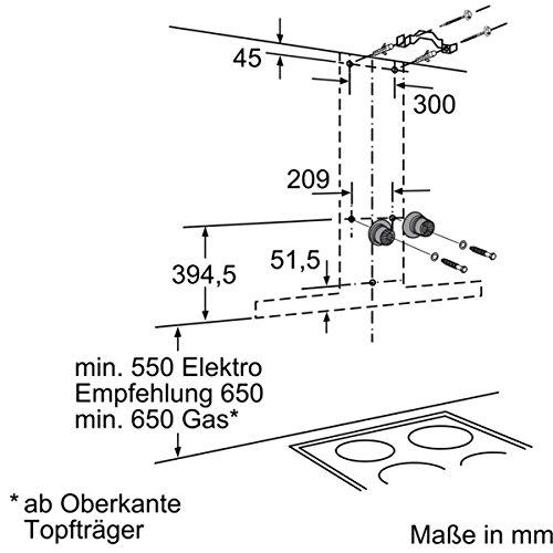 Siemens LC97BC532 iQ300 Wandhaube - 9