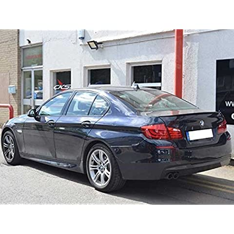 BMW F10 5 Serie Saloon Sedan M5 stile bagagliaio baule Spoiler cofano posteriore - Saloon Spoiler