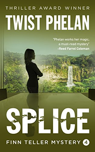 splice-finn-teller-corporate-spy-mystery-4-english-edition