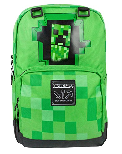 *Minecraft Creeper Inside Backpack Acheter en ligne