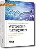 Wertpapiermanagement: Professionelle Wertpapieranalyse und Portfoliostrukturierung (Handelsblatt-Bücher) by Manfred Steiner (2012-03-12)
