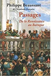 Passages : De la Renaissance au Baroque (1CD audio)