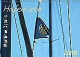 Hafenliebe - Maritime Details (Wandkalender 2018 DIN A3 quer): Maritime Details (Monatskalender, 14 Seiten ) (CALVENDO Hobbys)