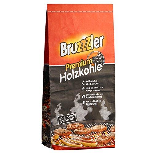 bruzzzler Premium briquetas de carbón...