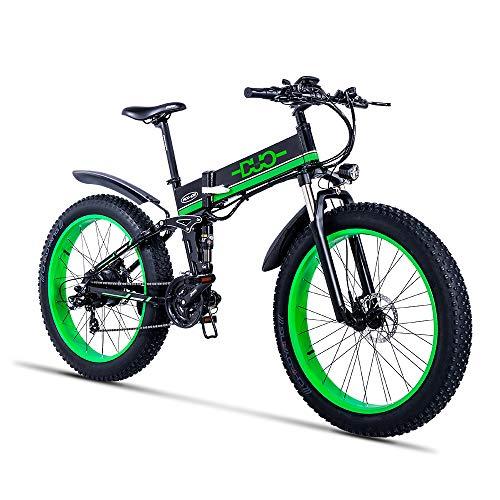 GUNAI Bicicleta Neumático Gordo 48V 1000W Hombre