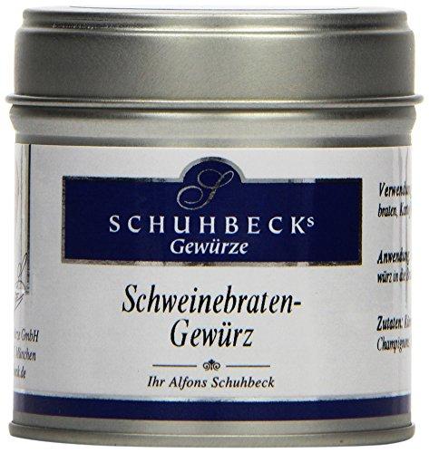 Schuhbecks Schweinebraten Gewürz 40 g -