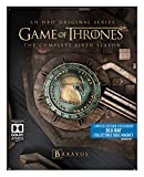 Game Of Thrones: The Complete Sixth Season [Blu-ray Steelbook] UK-Import, Sprache-Englisch
