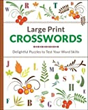 Large Print Crosswords (Large Print Puzzles)