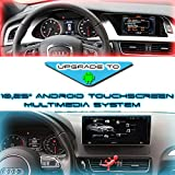 Audi Taffio® Audi A4 8K B8 A5 8T Q5 8R 10,25 Android Touchscreen GPS Navi Bluetooth USB SD