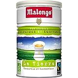 Malongo - Café Moulu Pur Arabica, La Tierra, Biologique Et Équitable - (Prix Par Unité ) - Produit Bio Agrée Par AB