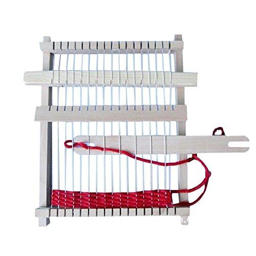 Childplaymate DIY Craft Yarn Needlework Scarf Hand Knitting Machine Loom Stitching Tool