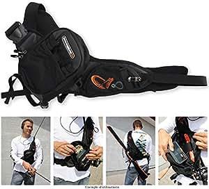 Savage Gear Roadrunner Sac à dos pour équipement