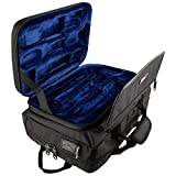 Protec Lux Clarinet Messenger PRO PAC Case - Black