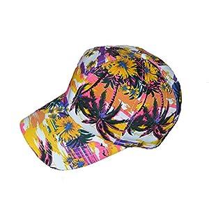 Cool-hawaiano-impresin-Base-Ball-Cap-Multi