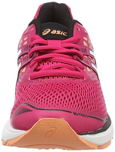 Asics Gel-Pulse 9, Scarpe da Running Donna Rosa (Bright Rose/White/Black)
