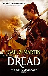 The Dread: The Fallen Kings Cycle: Book Two by Martin, Gail Z. (2012) Paperback