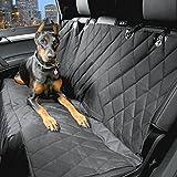 Splink Hunde Autoschondecke, Kofferraumschutz Hunde, Anti Rutsch, Wasserfeste, Robuste Polyester Autoschutzdecke für SUVs, Autos & Fahrzeuge 54