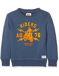 Unbekannt Jungen Sweatshirt C-Neck Sweater Riders