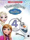 Best Libros para leer en Vacaciones - Vacaciones con Frozen. 4 años (Aprendo con Disney) Review