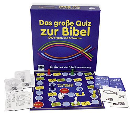 """°° Gesellschaftsspiel Brettspiel """"Das große Quiz zur Bibel"""""""