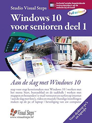 deel 1 (Windows 10 voor senioren: aan de slag met Windows 10) por Studio Visual Steps