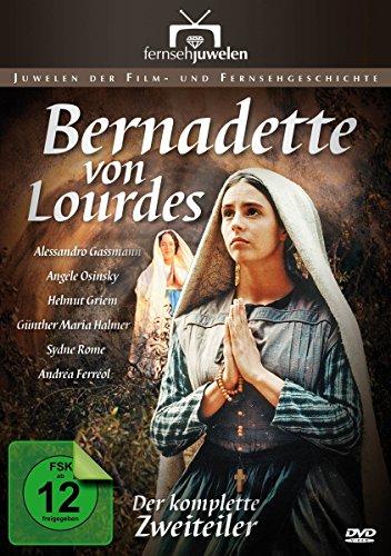 Bild von Bernadette von Lourdes - Der komplette Historien-Zweiteiler (Fernsehjuwelen) [2 DVDs]