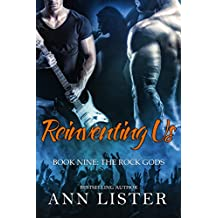 Reinventing Us (The Rock Gods Book 9)