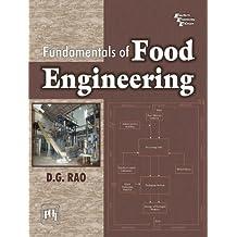 Fundamentals of Food Engineering