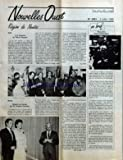 NOUVELLES OUEST [No 2051] du 03/07/1986 - REGION DE NANTES - AYTRE - A LA MEMOIRE DE PIERRE SEMARD PAR GUY URBAIN - RENCONTRE FRANCO-BRITANNIQUE - NANTES - DEPART EN RETRAITE DE M. FRANCIS GOLOMER....