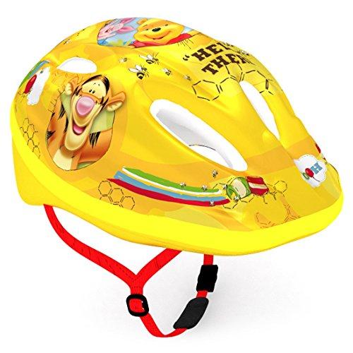 Disney Kinder-Fahrradhelm, verschiedene Designs: Cars / Mickey und Minnie / Winnie Pooh / Prinzessin, Winnie The Pooh - Disney Helm