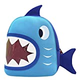 Best Small World Toys Toys For 3 Yr Olds - BINGONE NOHOO Kids Shoulder Bag 3D Cartoon Underwater Review