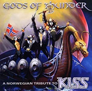 Kiss - GODS OF THUNDER (3)