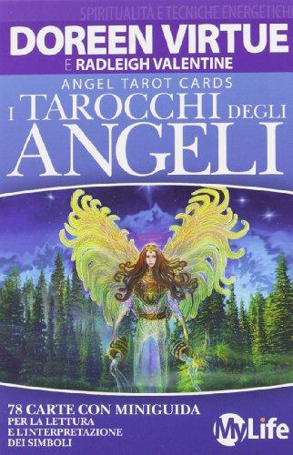 I tarocchi degli angeli. 78 Carte. Con libro