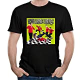 Photo de WOYAOFABA Homme Me First and The Gimme Gimmes Take A Break Manches Courtes T-Shirt Short Tee par WOYAOFABA