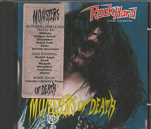 Rock Hard presents Monsters of Death (1992)