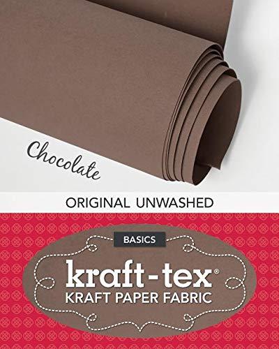 kraft*tex (TM) Roll 19 x 11/2 Yards, Chocolate (Faser Klasse)