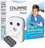 Chummie Premium-Bettnässen Alarm (Alarm Enuresis) - 8 Töne, Vibration, Lautstärke, TC300B, Blau