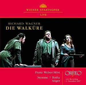 Wagner: Die Walkure, Act 1 (Nina Stemme/Vienna State Opera/Welser-Most)