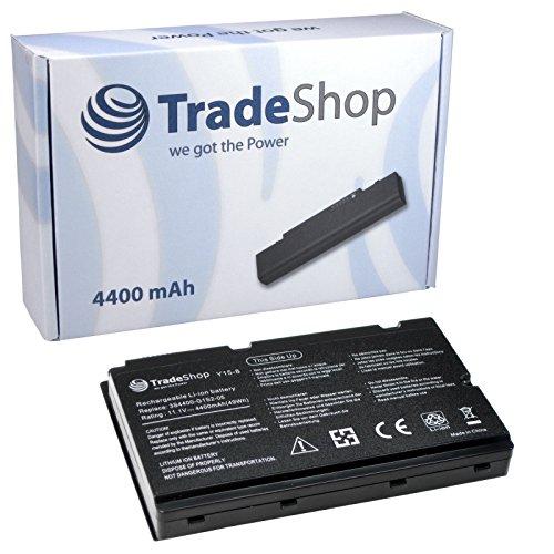 Hochleistungs Notebook Laptop AKKU 4400mAh für Fujitsu-Siemens Amilo Pi 2450 Pi2450 Pi 2530 Pi2530 Pi 2550 Pi2550 Amilo Xi 2428 Xi2428 Xi 2528 Xi2528 Xi 2550 Xi2550 Pi-2550 -
