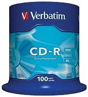 Les caractéristiques mécaniques des médias de Verbatim sont élaborées suivant un cahier des charges très précis. Les données enregistrées peuvent être lues dans tous les lecteurs de CD-ROM. De plus, les CD-R de Verbatim offrent un haut niveau de comp...