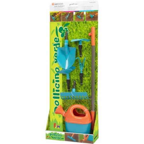 Gardena Gartengeräte Set für Kinder