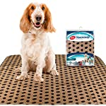 Simple Solution Washable Training and Travel Dog Pads, XXL, Pack of 2
